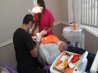 Dentist in Mexico